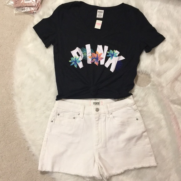 99f97c620c6c9 Victoria's Secret pink summer outfit NWT